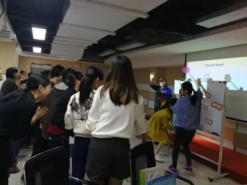 """3 - 2018年玉林""""十三五""""英语名师培养工程南京基地学校研修顺利完成"""