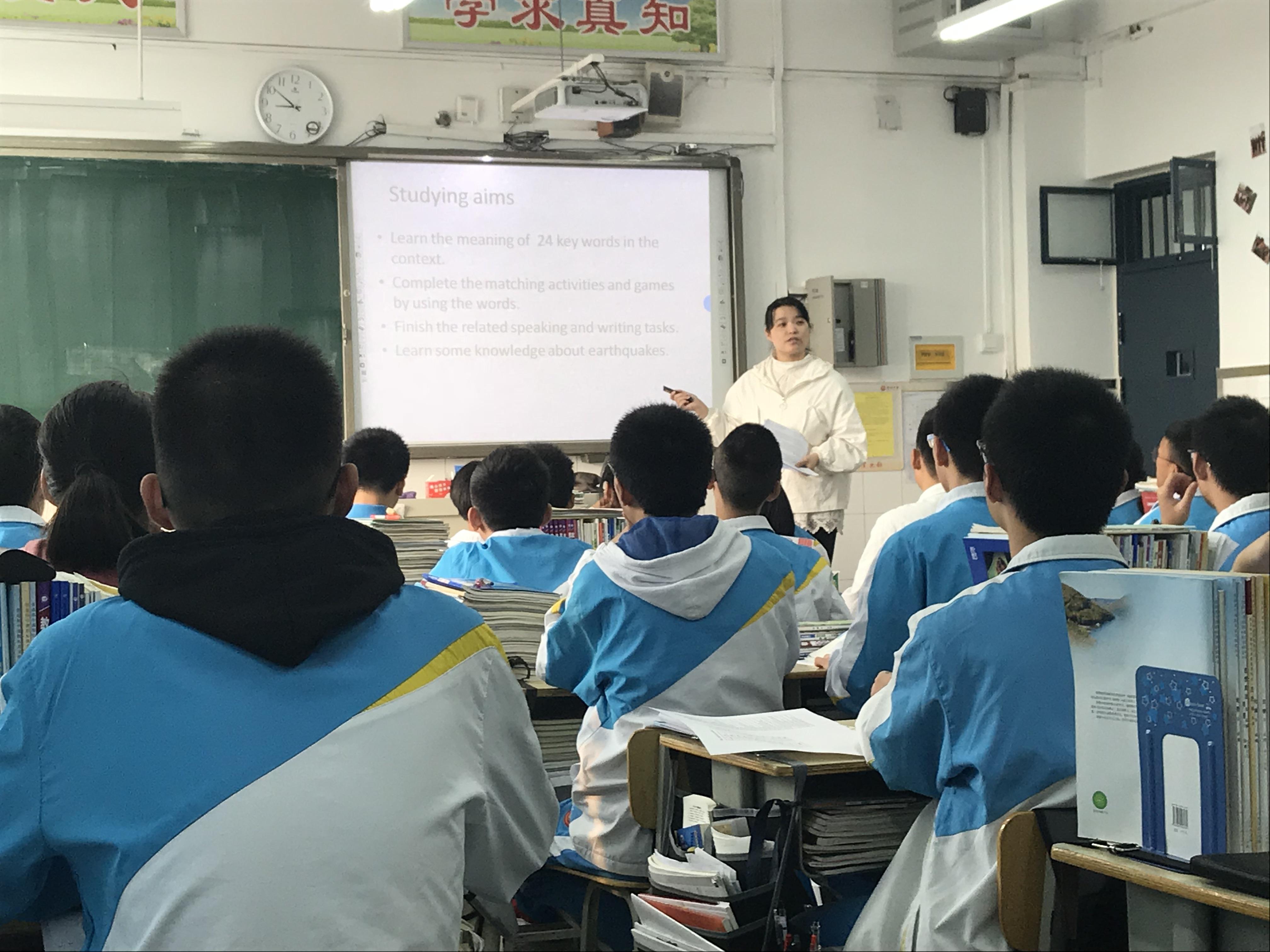 IMG 92341 - 郑州市2018年高中英语骨干教师高级研修班PTS TP1圆满结束