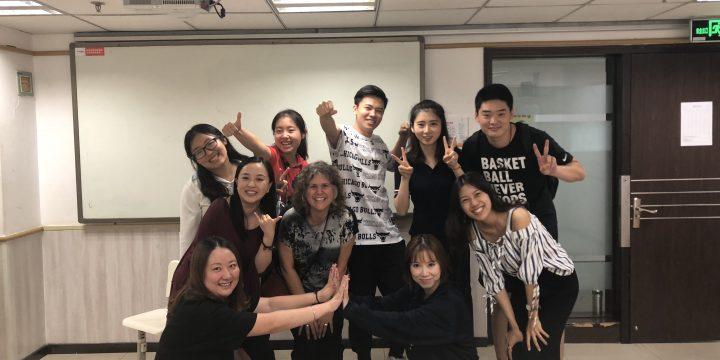 2018年度北京学而思培优CELT-P课程圆满结束