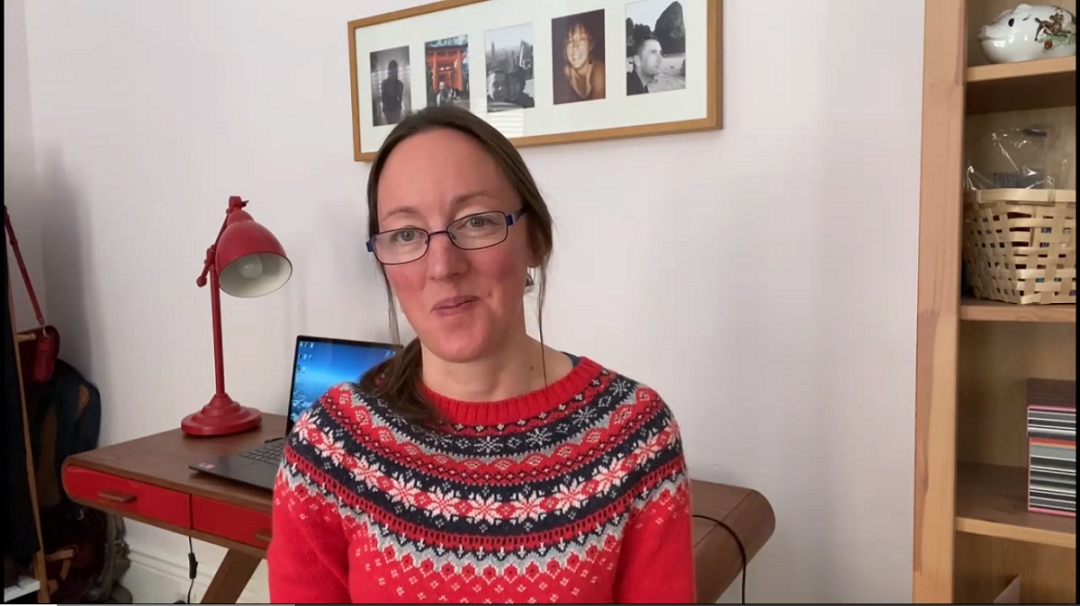 Lizzie视频图片、封面图 - 普陀区初中英语教师口语听力能力培训线上研修