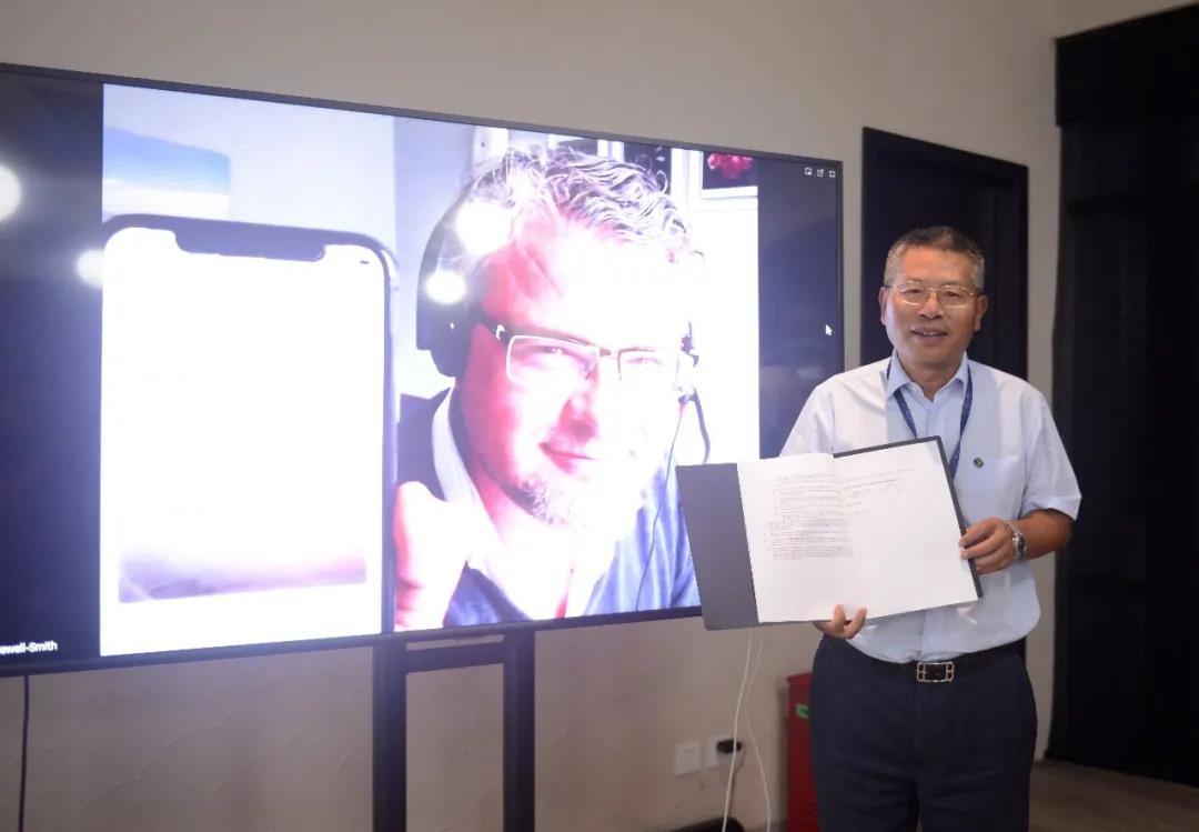 微信图片 20210122101002 - 技术新助力 | 方略教育与英国IRIS Connect战略合作签约仪式顺利举行